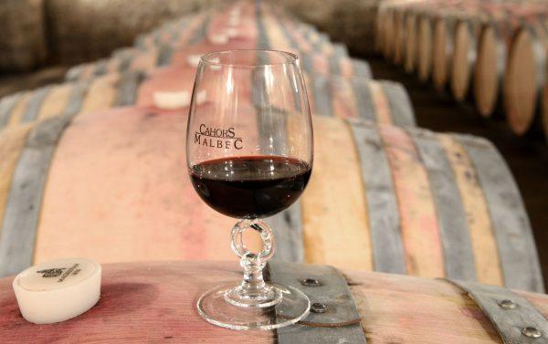 Cahors wijn